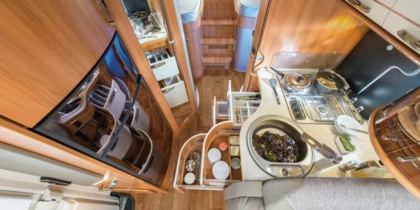 Cuisine et camping-car, comment faire?