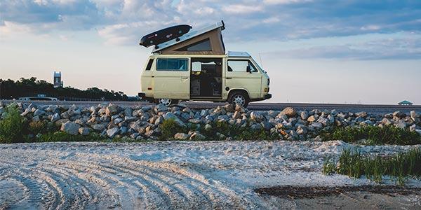 3 idées pour trouver le bon emplacement en camping-car