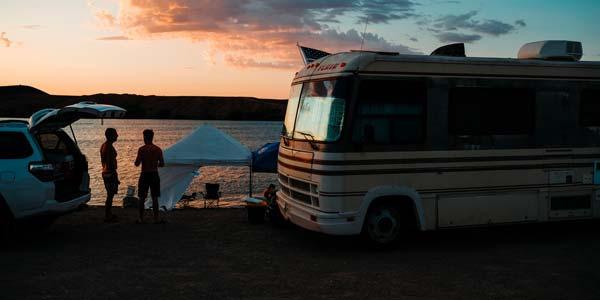 Vacances en camping-car en famille