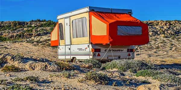 Rangement et aménagement pour la caravane