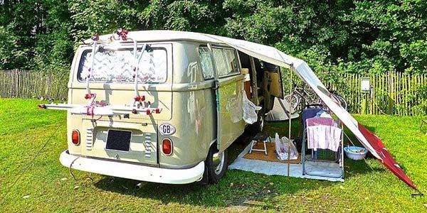 Les équipements indispensables pour partir en camping-car en vacances
